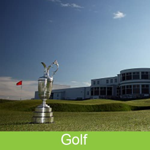 Golf Club Sports and Events
