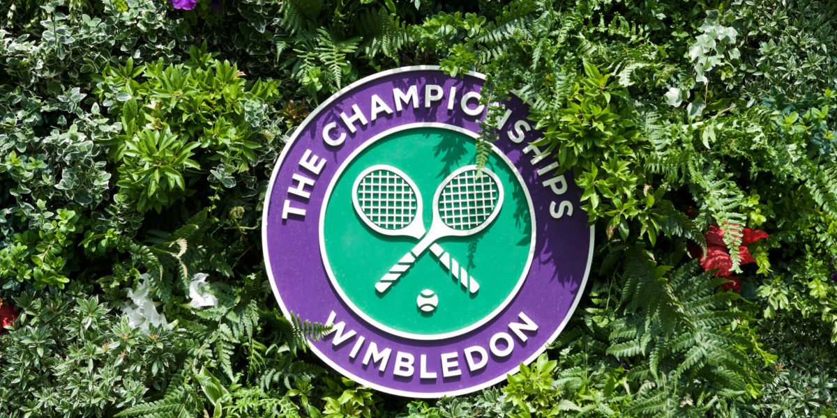 JGPKHA The Championships Wimbledon. Wimbledon tennis logo. Wimbledon logo.